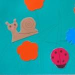 Аппликация «Цветочнаяполянка»
