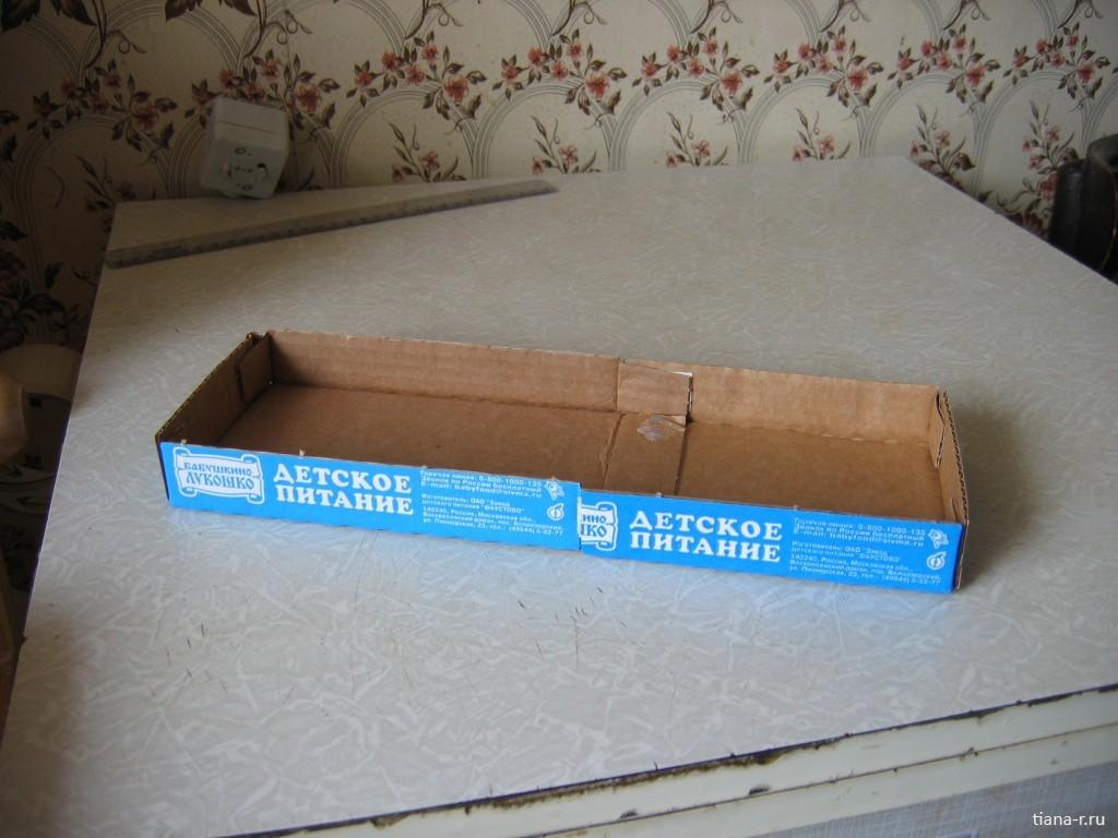 Поднос из картона своими руками фото 990