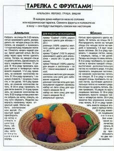 apelsin,yabloko s opisaniem