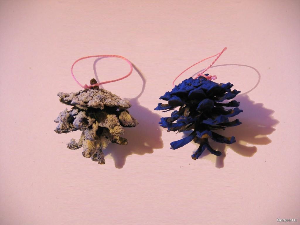 Вязаные игрушки на елку своими руками схемы