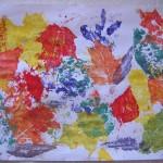 Картина «Осеннийковер»