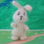 Мой зайчишка-крошкаКозя