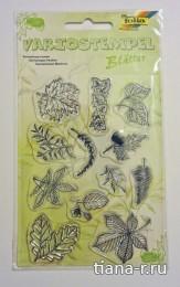 Набор штампов фирмы Folia Blätter (Листья)