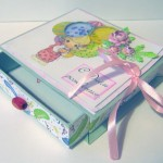 Открытка-коробочка «С Днемрождения»