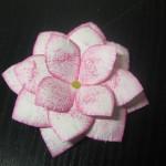 Мастер-класс: Цветок из бумаги бездырокола