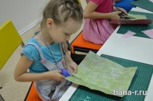 """Детский мастер-класс в Мемуарисе """"Альбом - малышок"""""""