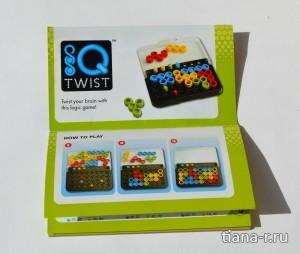 Логическая игра IQ TWIST