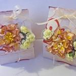 Подарочные коробочки с мылом ко Днюучителя